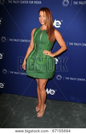 LOS ANGELES - JUN 19:  Poppy Montgomery at the