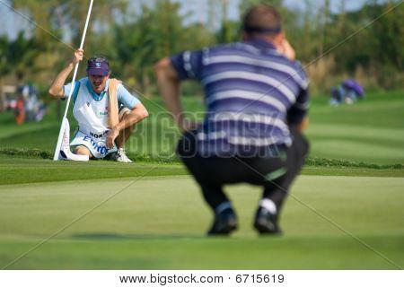 Torneio de golfe do troféu Royal, Ásia Vs Europa 2010