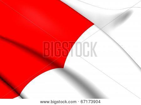 Flag Of Bilbao