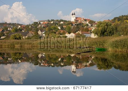 Reflecion Of Tihany