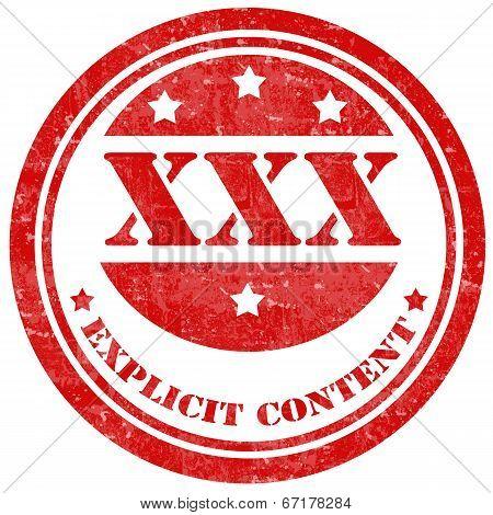 XXX-stamp