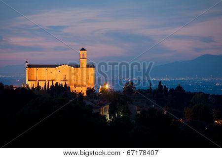Abbey Of San Giusto