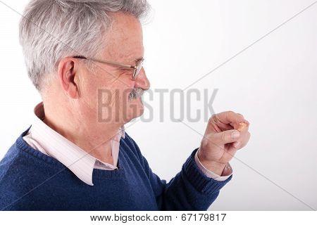 Senior's Hearing Aid