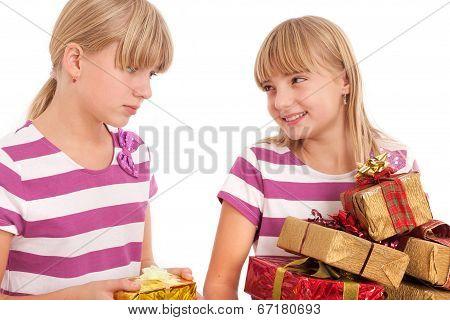 Gift Comparison
