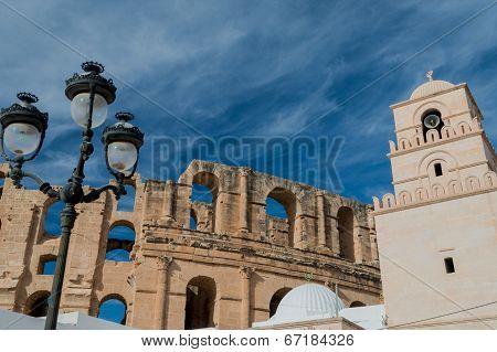 El Djem Amphitheater (1)