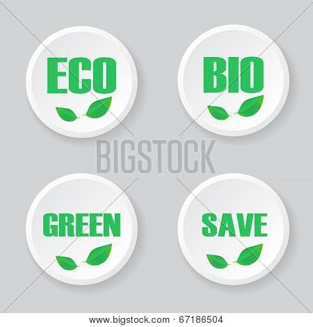 Set Ecology Icons
