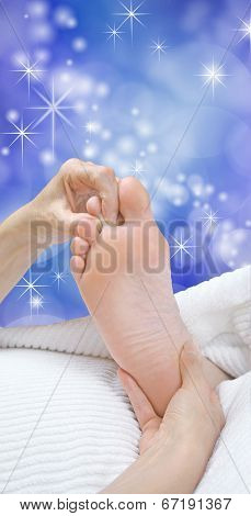 Christmas Reflexology Treatment