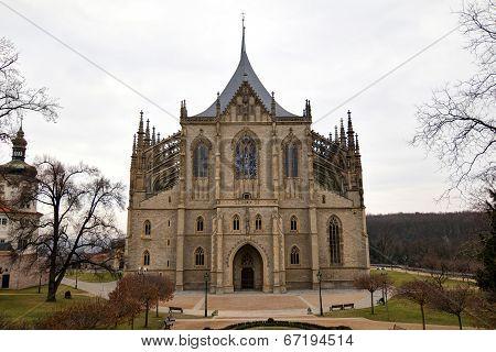 Saint Barbara Church