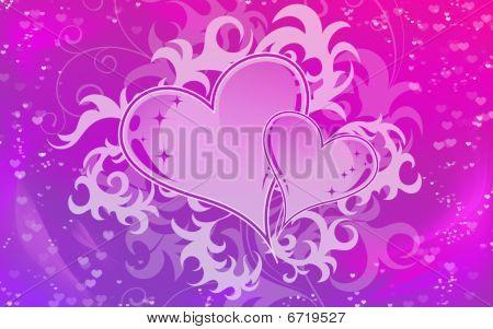 Background For Valentine