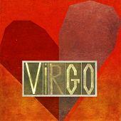 stock photo of virgo  - Virgo - JPG