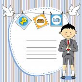 pic of communion  - First Communion Invitation Card - JPG