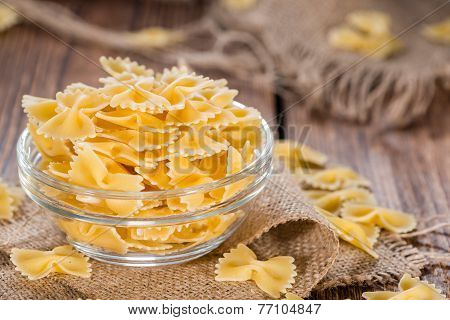 Farfalle In A Bowl