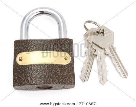 The Lock And Keys
