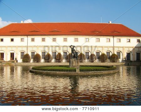Wallenstein's palace