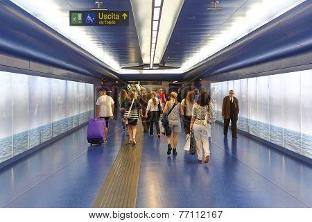 Metro Station Toledo