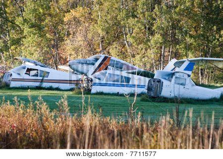 Plane Graveyard