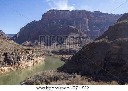 A river of the Grand Canyon
