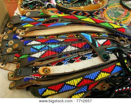 African_wrist_bands