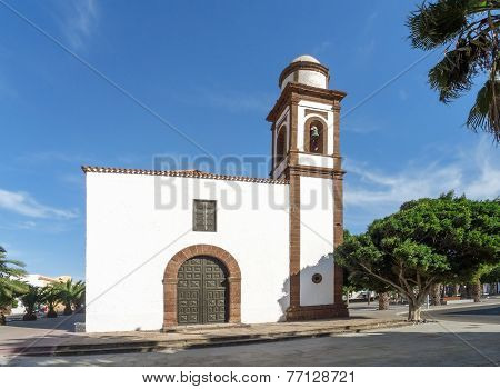 Fuerteventura - Church in Antigua