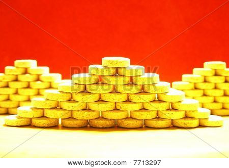 Pill Pyramid