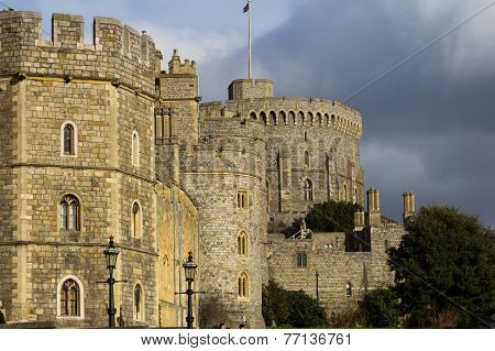 Part Of Windsor Castle