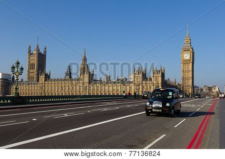 Westminster And London Taxi