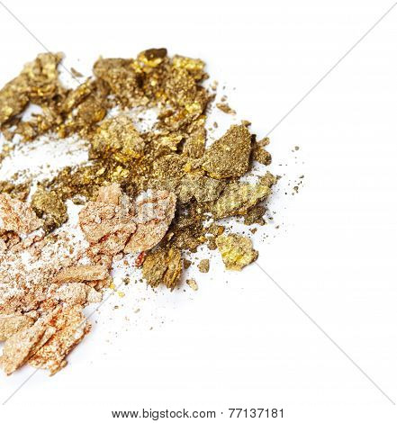 Crushed Gold Eye Shadow