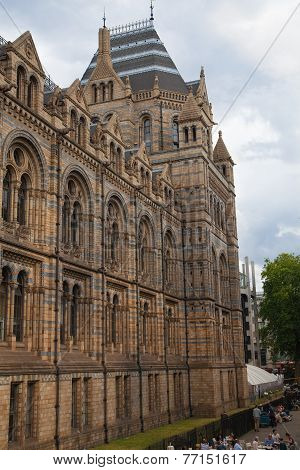 National History Museum, is one of the most favourite museum for families in London.