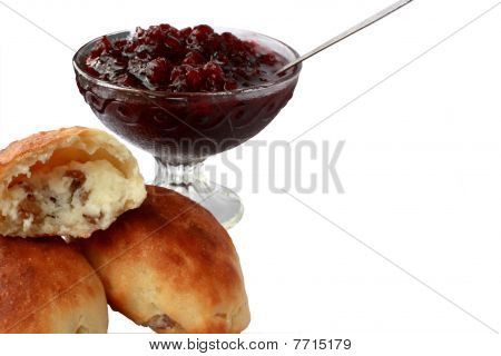 Sweet Pies With Cottage Cheese