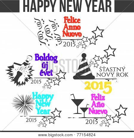 Happy New Year in Europe