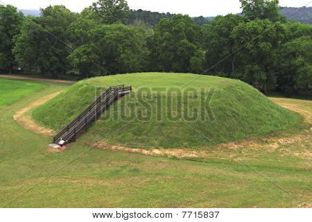 Etowa Indian Mound