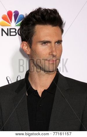 LOS ANGELES - NOV 24:  Adam Levine at the