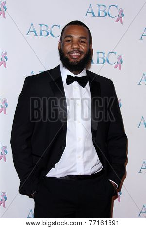 LOS ANGELES - NOV 22:  The Game at the ABC 25th Annual Talk Of The Town Black Tie Gala at the Beverly Hilton Hotel on November 22, 2014 in Beverly Hills, CA