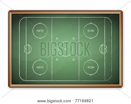 Blackboard Hockey