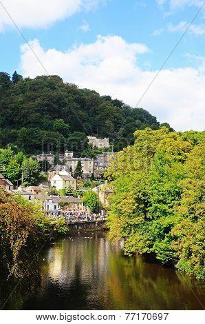 River Derwent, Matlock Bath.
