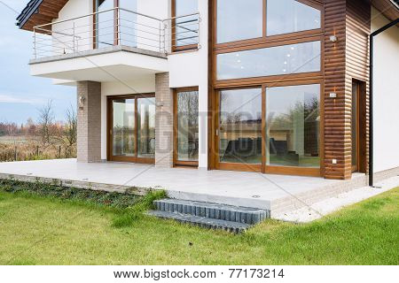 Contemporary Detached House