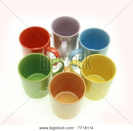 Colours Cups