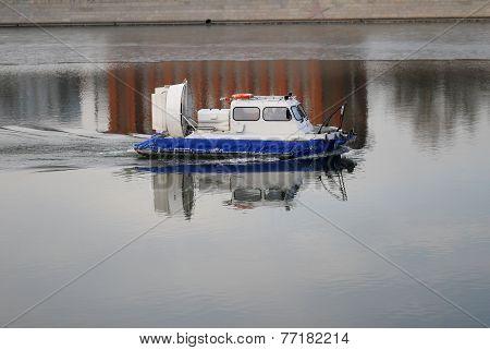 Boat Hovercraft