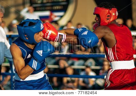 Fight Boxers