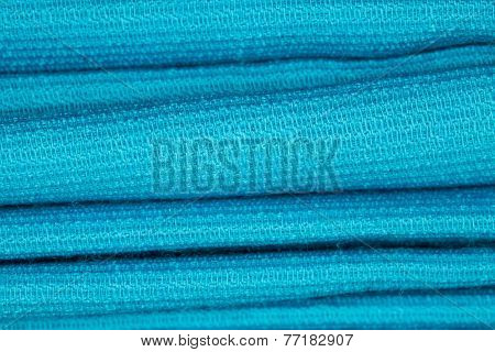 Synthetic Fabric As Background