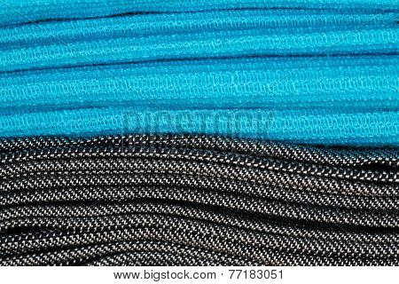Colorful Fabric As Background