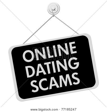 Online Dating Scam Sign