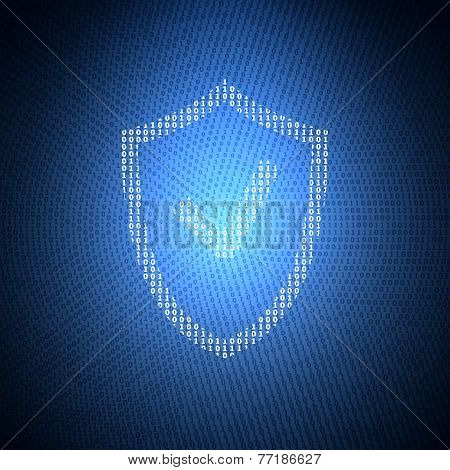Concept Security Illustration