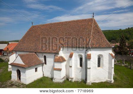 Church In Ghelinta