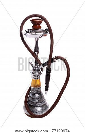 Classic Hookah With Colored Hoses