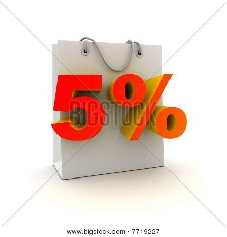 Shop 5%