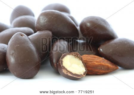 Almond In Chocolate