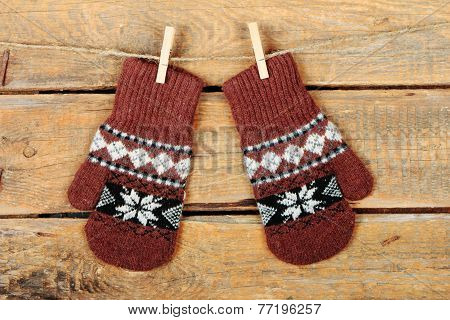 The mittens