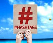 picture of hashtag  - Hashtag Icon with  - JPG