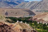 pic of jammu kashmir  - Rocky landscape of Ladakh Jammu and Kashmir India - JPG